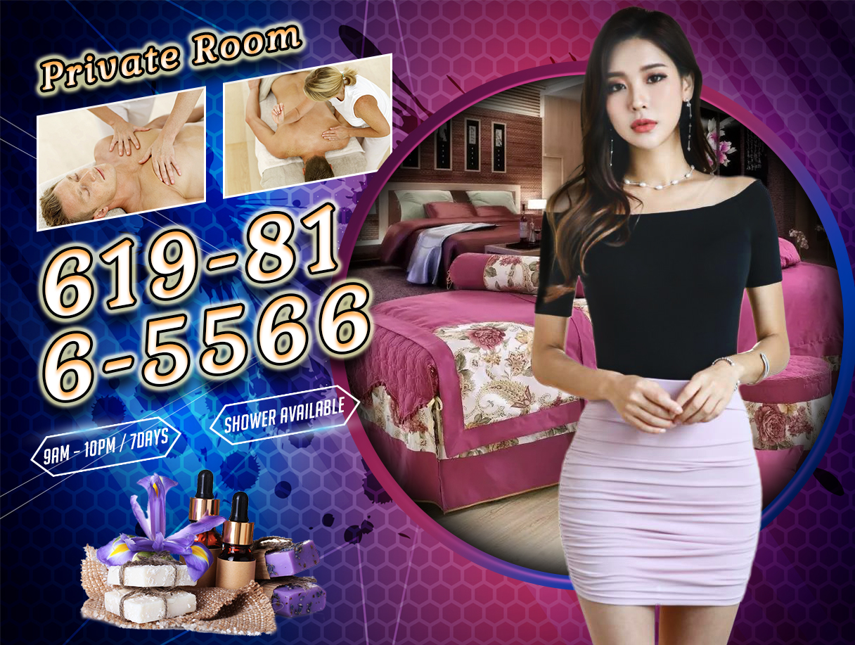 Asian Massage Chula Vista │you won't be disappointed